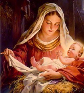 Resultado de imagen de virgen madre de dios